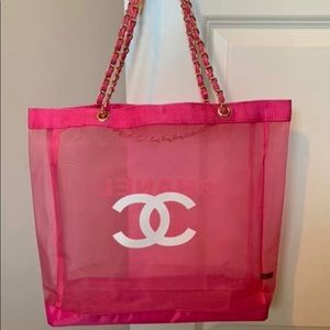 👸🔥 HUGE CHANEL VIP TOTE 🔥👸